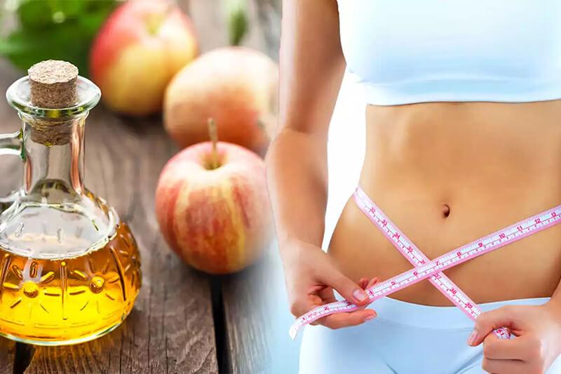 Bật mí 10 cách giảm cân bằng giấm táo hiệu quả nhanh tại nhà