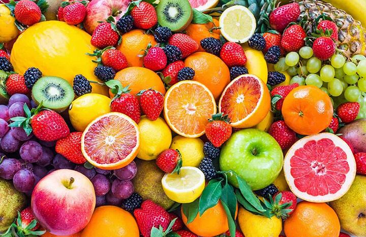 Hoa quả giàu vitamin giúp tăng cường đề kháng, phòng chống nhiều bệnh tật