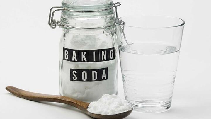 Baking soda kết hợp giấm táo có tác dụng giảm cân nhanh hơn