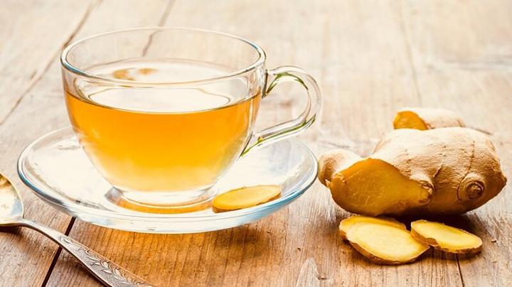 Mật ong pha gừng thơm nồng, ấm bụng, giúp giảm mỡ béo
