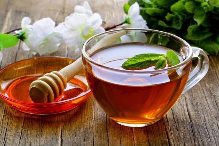 Giảm cân nhanh chóng nhờ mật ong trà xanh