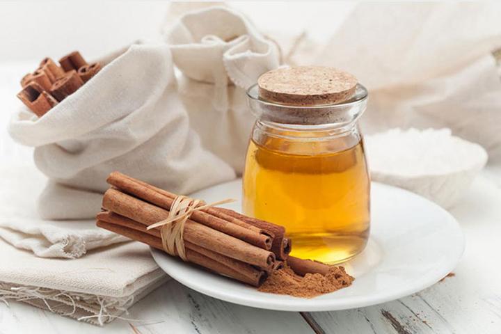 Nước mật ong pha quế giúp đánh tan mỡ thừa
