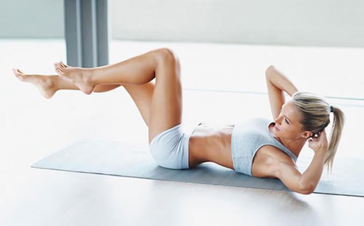 Tập luyện thể dục giúp đốt cháy calo cực tốt