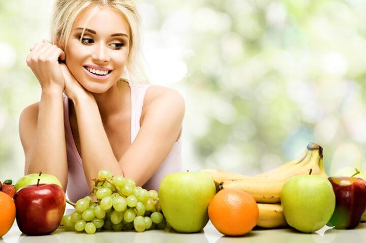 Ăn nhiều hoa quả vừa tốt cho sức khỏe vừa giúp giảm cân an toàn