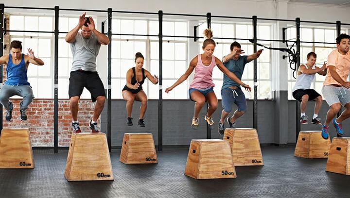 Tập HIIT thúc đẩy quá trình đốt calo nhiều hơn, giảm béo toàn cơ thể
