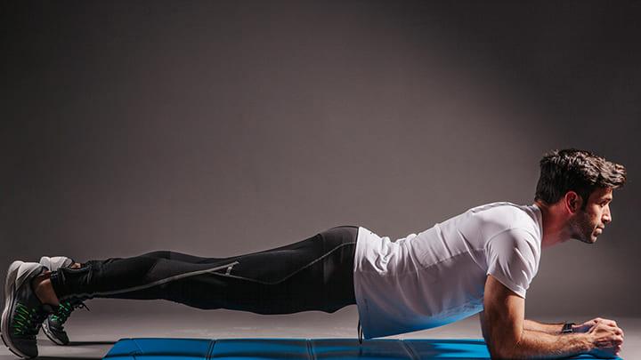 Plank tốt cho việc giảm béo vùng lưng