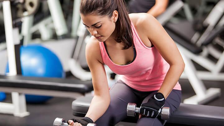 Ngày càng có nhiều người tập gym hơn vì tốt cho sức khỏe.
