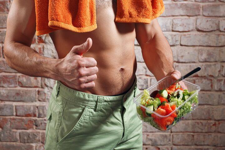 Trước khi tập gym bạn nên ăn nhẹ để có thêm năng lượng khi tập luyện