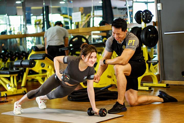 Lịch tập gym được thiết kế theo từng nhóm người, tính chất công việc.
