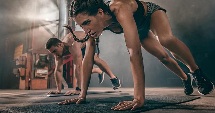 Tập HIIT đúng cách giúp giảm cân hiệu quả