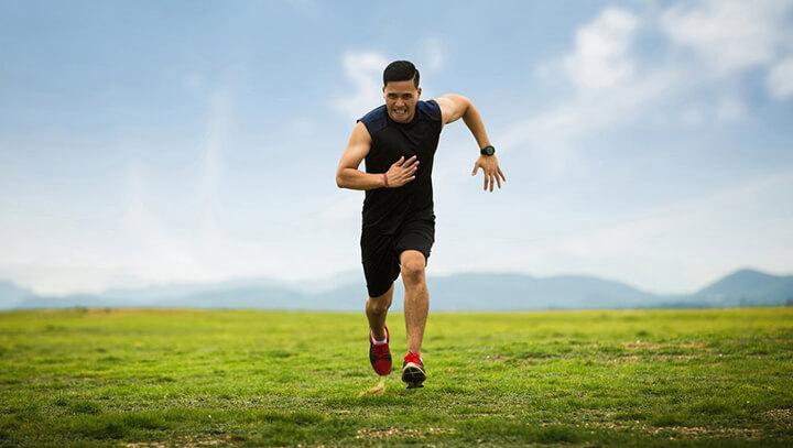Tối ưu hóa cách hít thở giúp bạn cải thiện tốc độ chạy hiệu quả.