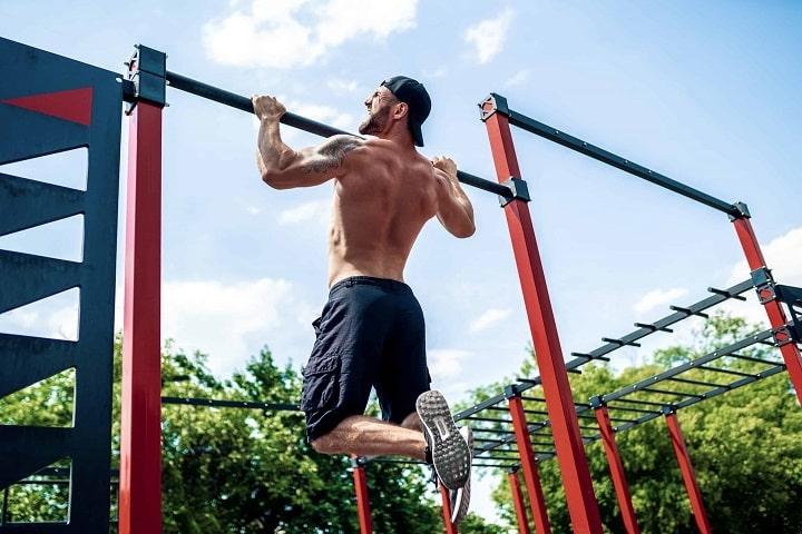 Hít xà đơn tăng chiều cao hiệu quả cho cho nam giới