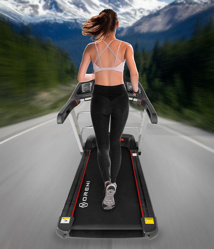 Áp dụng đúng kỹ thuật chạy bộ trên máy sẽ giúp bạn nhanh chóng đạt mục tiêu.