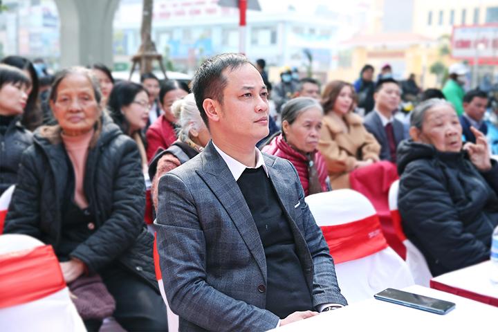 Ông Phạm Văn Hùng.