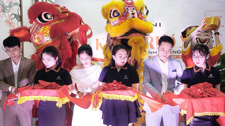 Khai trương chính thức showroom Oreni Quảng Ninh tại TP. Cẩm Phả ngày 26/04/2021