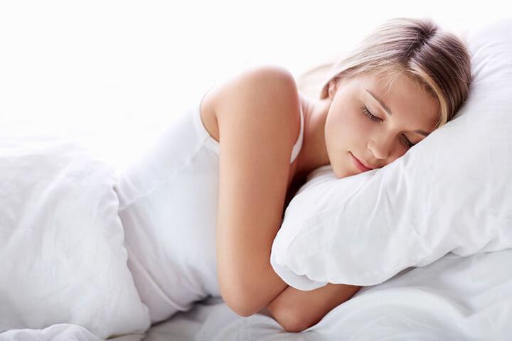 Gymer cần ngủ từ 6 - 8 giờ trong ngày để phục hồi cơ bắp.