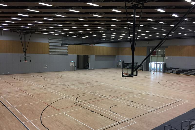 Kích thước sân bóng rổ đúng tiêu chuẩn thi đấu quốc tế (Chi tiết)