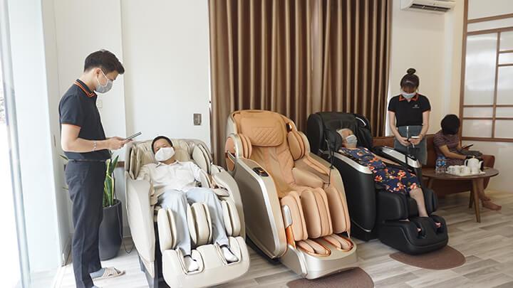 Khả năng thu hồi vốn của loại hình kinh doanh ghế massage khá nhanh