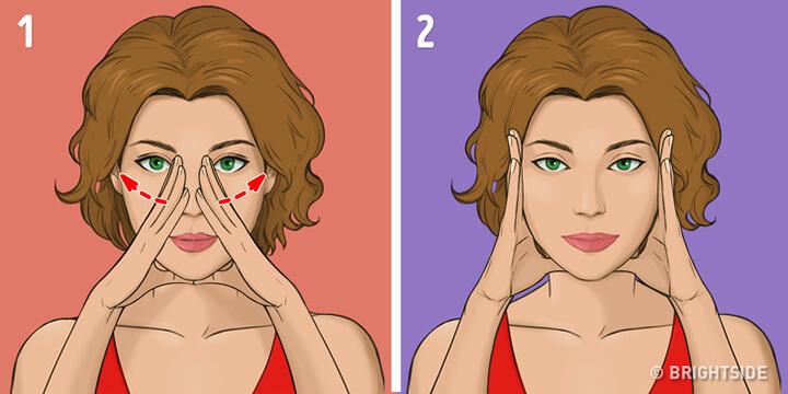 Bước 10 - Kỹ thuật massage Asahi