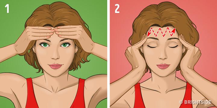 Bước 3 - Kỹ thuật massage Asahi