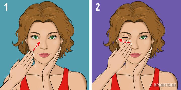 Bước 6 - Kỹ thuật massage Asahi