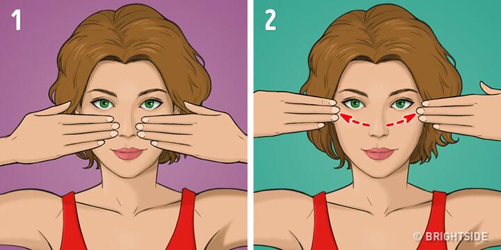 Bước 7 - Kỹ thuật massage Asahi