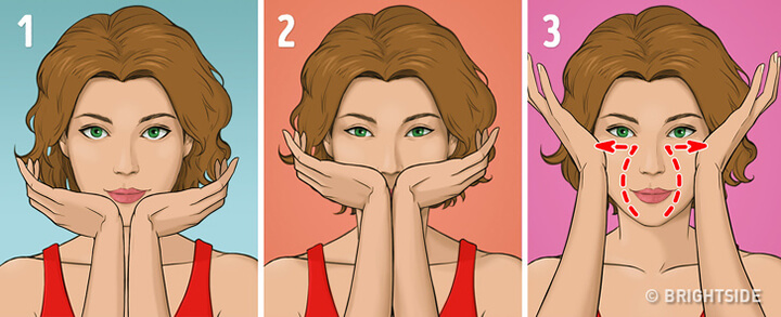 Bước 9 - Kỹ thuật massage Asahi