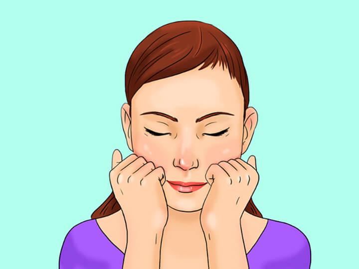 Nâng má - Massage Korugi