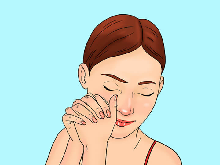 Làm mịn má - Kỹ thuật massage Korugi