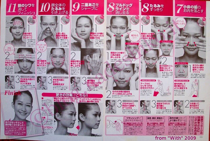 Kỹ thuật massage Tanaka