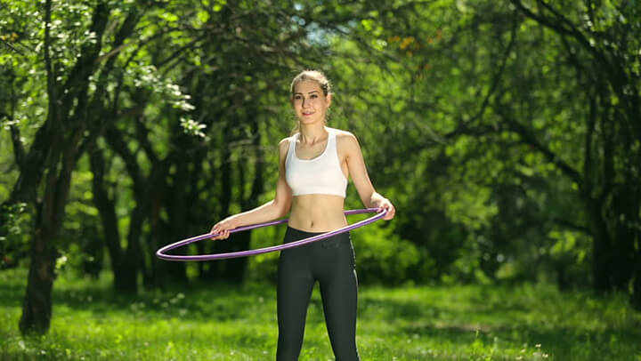 Lắc vòng giúp thư giãn tinh thần, giảm stress hiệu quả