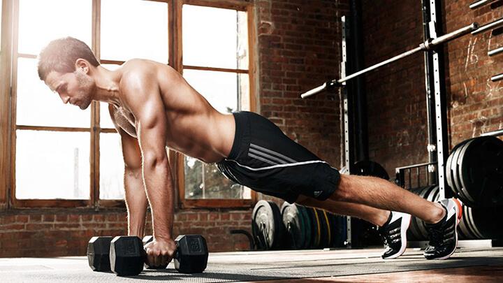 Tập Gym 5 buổi 1 tuần giúp bạn tăng cường sức mạnh, phát triển cơ bắp nhanh chóng.