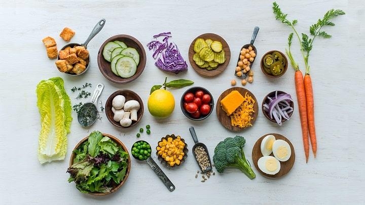 Chế độ dinh dưỡng quyết định đến 60% kết quả luyện tập