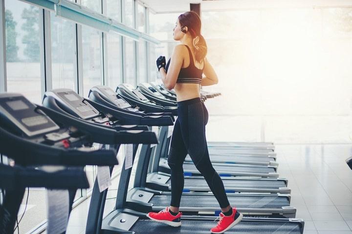 Tập gym giúp cải thiện vóc dáng tuyệt đối