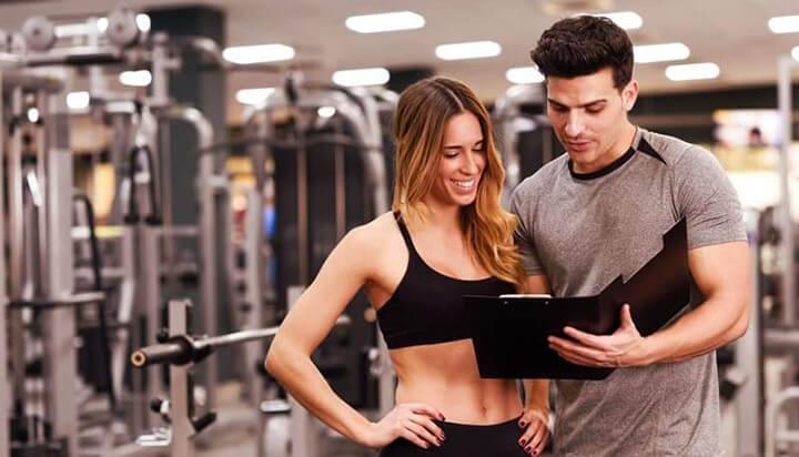 PT Gym giỏi là người có thể đánh giá chính xác thể lực của học viên.