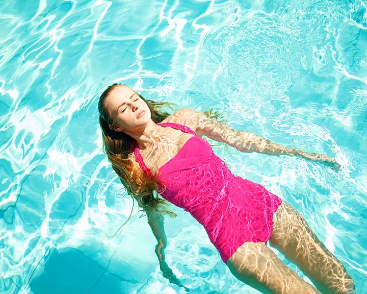 Nếu có điều kiện nên thường xuyên bơi lội