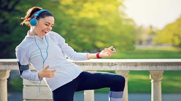 Lợi ích của tập thể dục giúp bạn thư giãn sau một ngày dài làm việc mệt mỏi