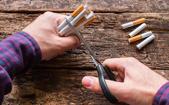 Tập thể hình giúp bạn bỏ thuốc lá dễ dàng hơn