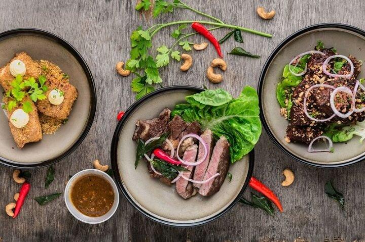 Lựa chọn thực đơn bữa tối đóng vai trò quan trọng trong chế độ giảm cân