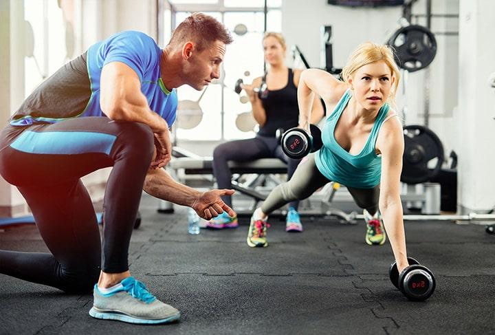 Những lưu ý quan trọng trong ăn uống khi tập gym