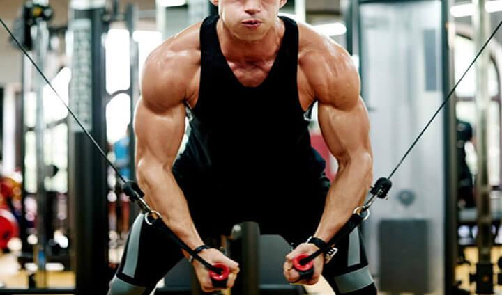Lưu ý cách hít thở đúng khi tập Gym