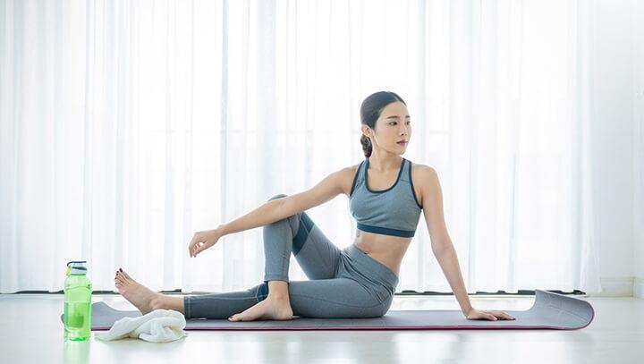 Thư giãn sau khi thực hành Yoga giúp cơ thể phục hồi sức khỏe hiệu quả