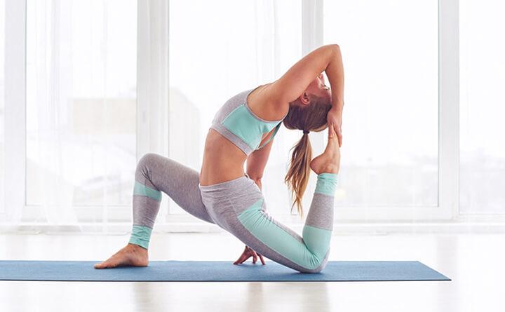 Yoga là bộ môn thể thao mang lại nhiều lợi ích cho người tập