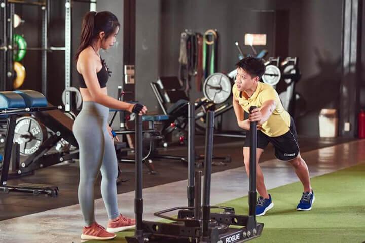 Lưu ý kiểm tra kỹ thiết bị trước khi tập Gym