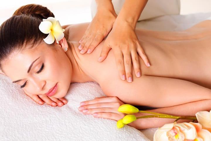 Bài massage làm nóng cơ giúp kích thích lưu thông khí huyết