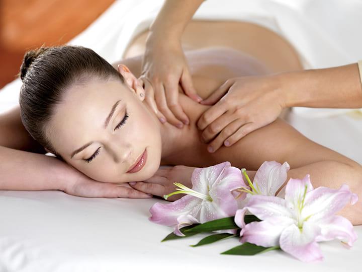 Bài tập massage số 4 giúp giảm đau nhanh chóng