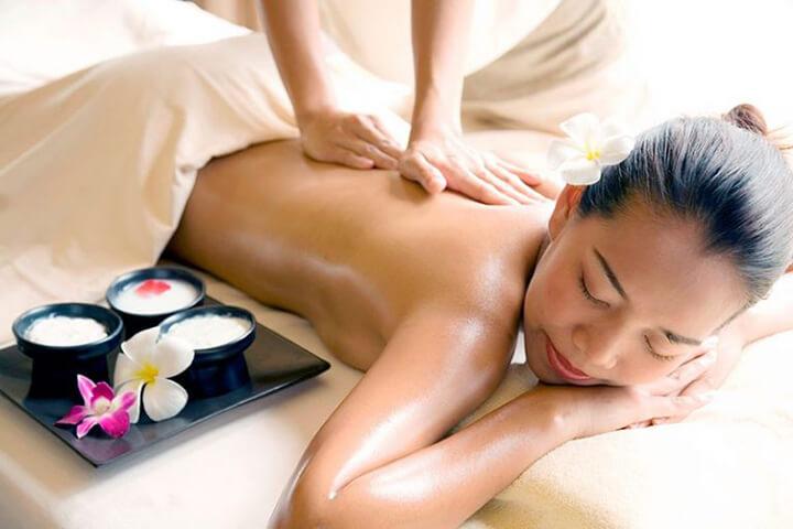 Thường xuyên massage mang lại rất nhiều lợi ích về sức khỏe cho bạn
