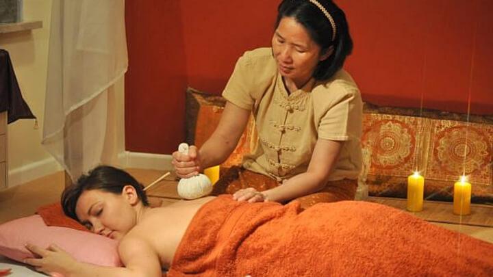 Massage kiểu truyền thống Trung Quốc đang được áp dụng ở nhiều nước