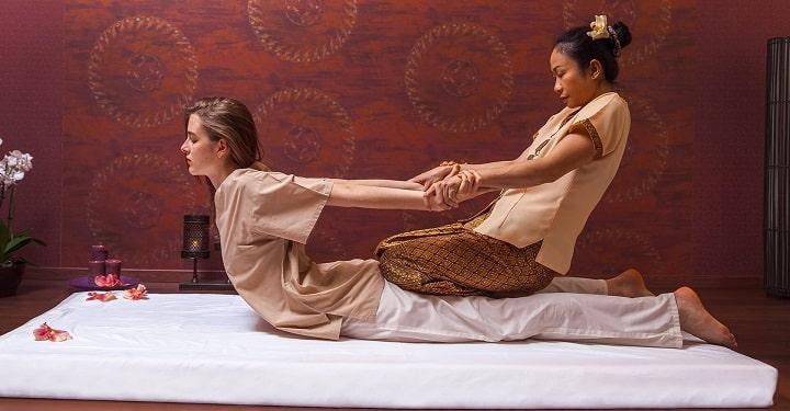 Massage Yoga Thái là một phương pháp độc đáo hiệu quả