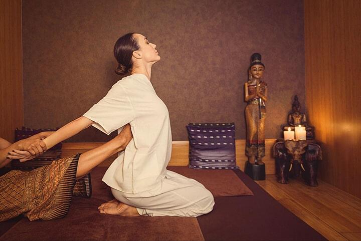 Massage Thái có lịch sử phát triển lâu đời qua hàng nghìn năm
